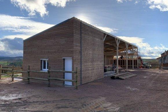 Constructeur professionnel de maison avec ossature bois Cusset
