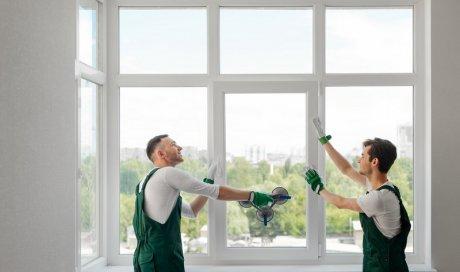 Changer de fenêtres pour plus d'économie Cusset