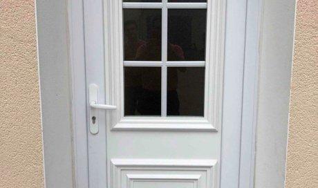 Porte PVC Cusset